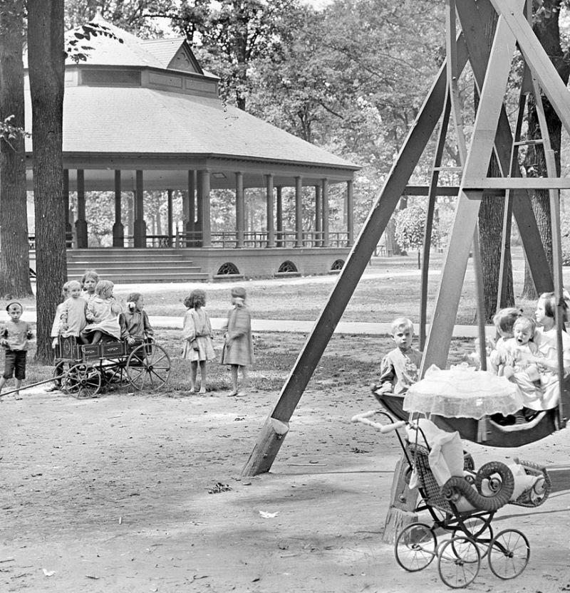 Ser criança no início do Século XX não era nada fácil 04