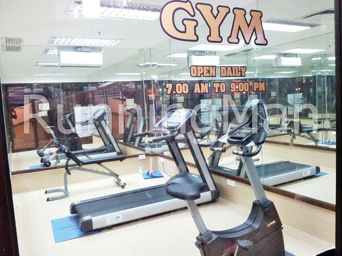 Copthorne Orchid Hotel Penang 05 - Gymnasium