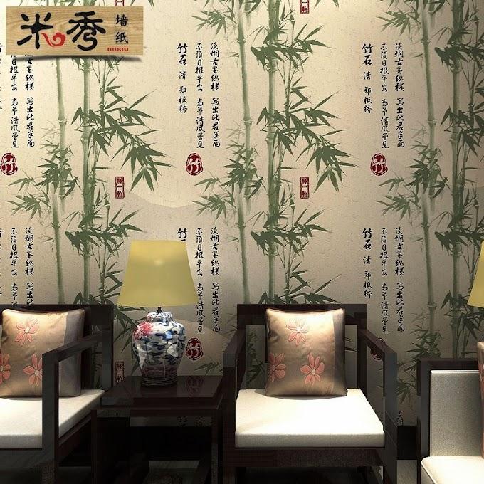 Lukisan Mural Ruang Tamu | Ide Rumah Minimalis