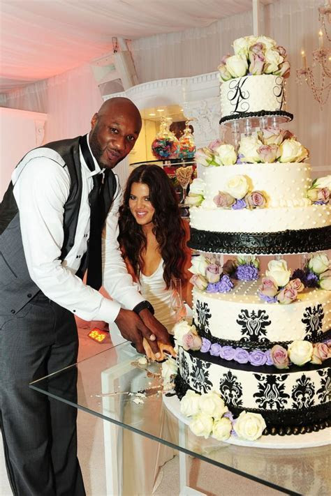 Celebrity Wedding Cakes: Pictures To Inspire Your Own