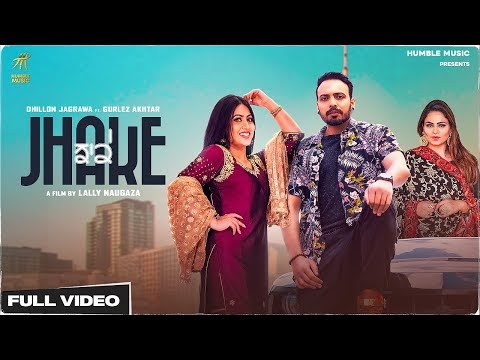JHAKE LYRICS DHILLON JAGRAWA