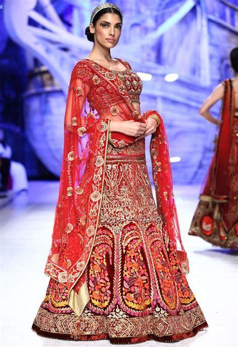 Indian Bridal Dresses 2015