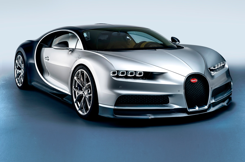 Refreshing or Revolting: 2017 Bugatti Chiron  Motor Trend