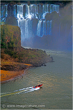 Adventure boat safari trip