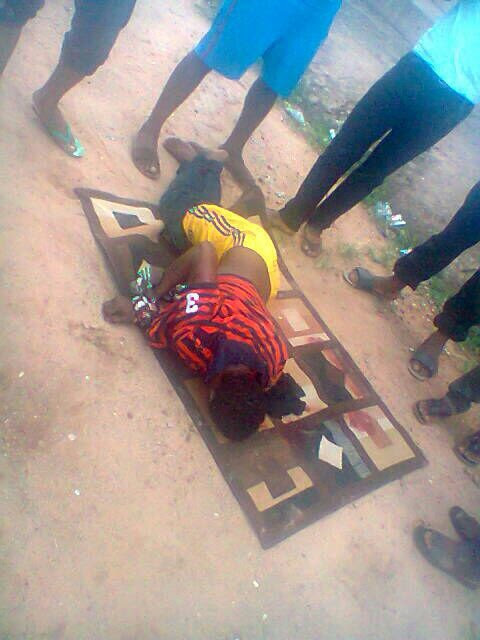 Student Shot Dead In Unizik(photo)