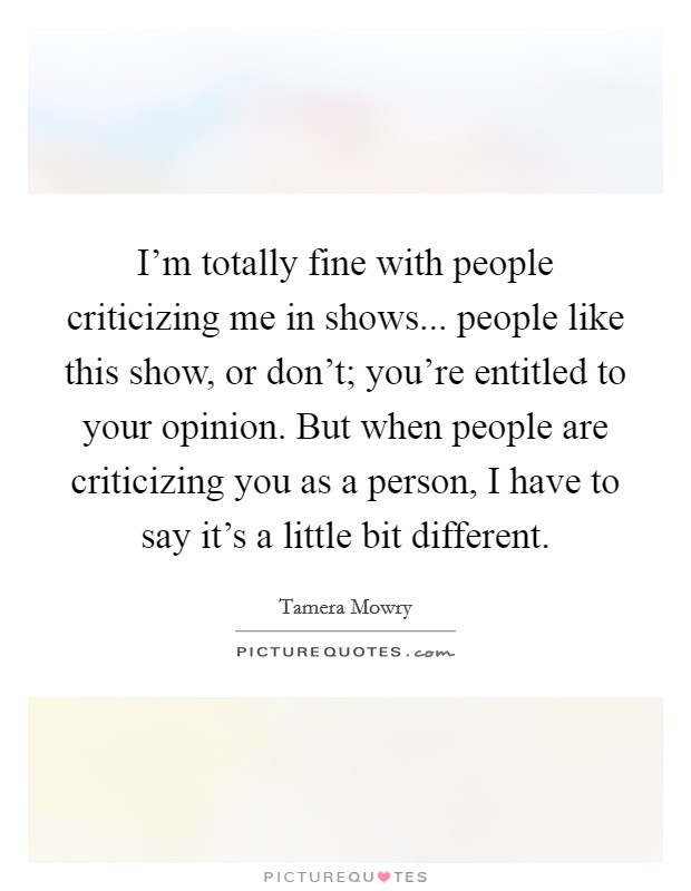 Having Different Opinions Quotes Sayings Having Different