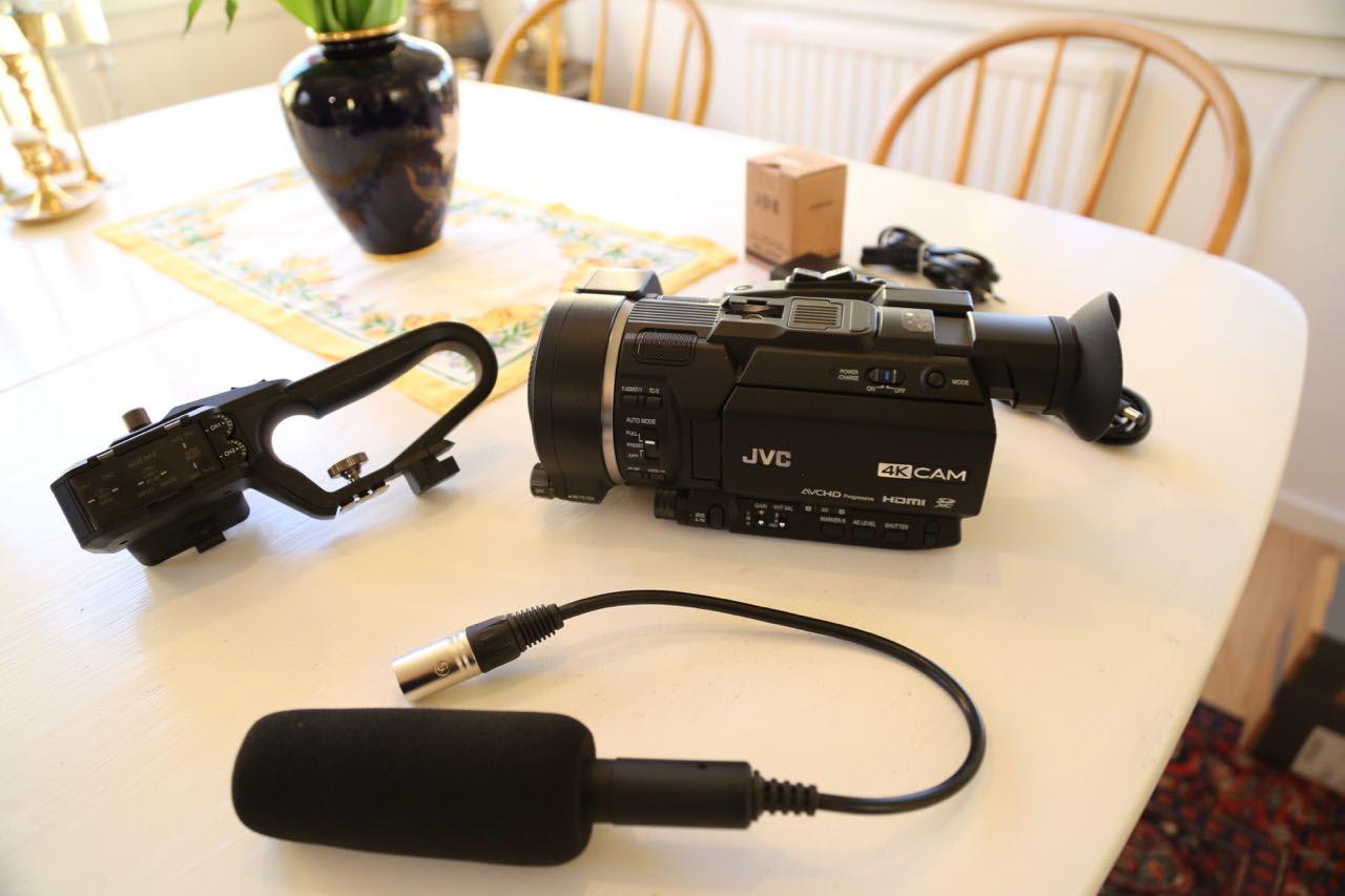 The Jvc Ls300 First Footage Evolving Review Gunpowder Video