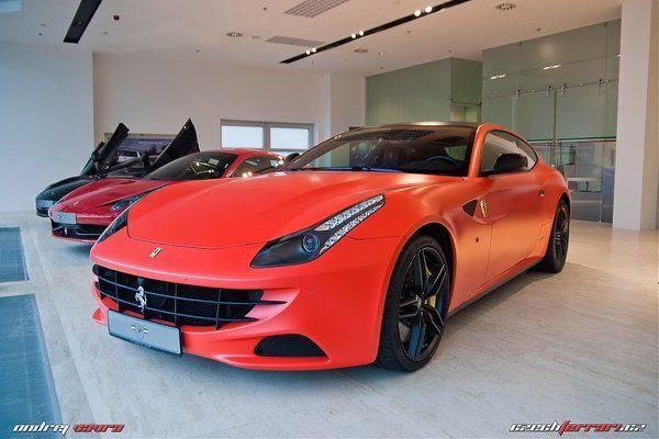 2013 Ferrari FF Czech Edition   car review @ Top Speed