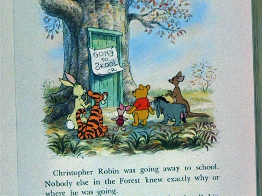The Many Adventures Of Winnie The Pooh, 1977