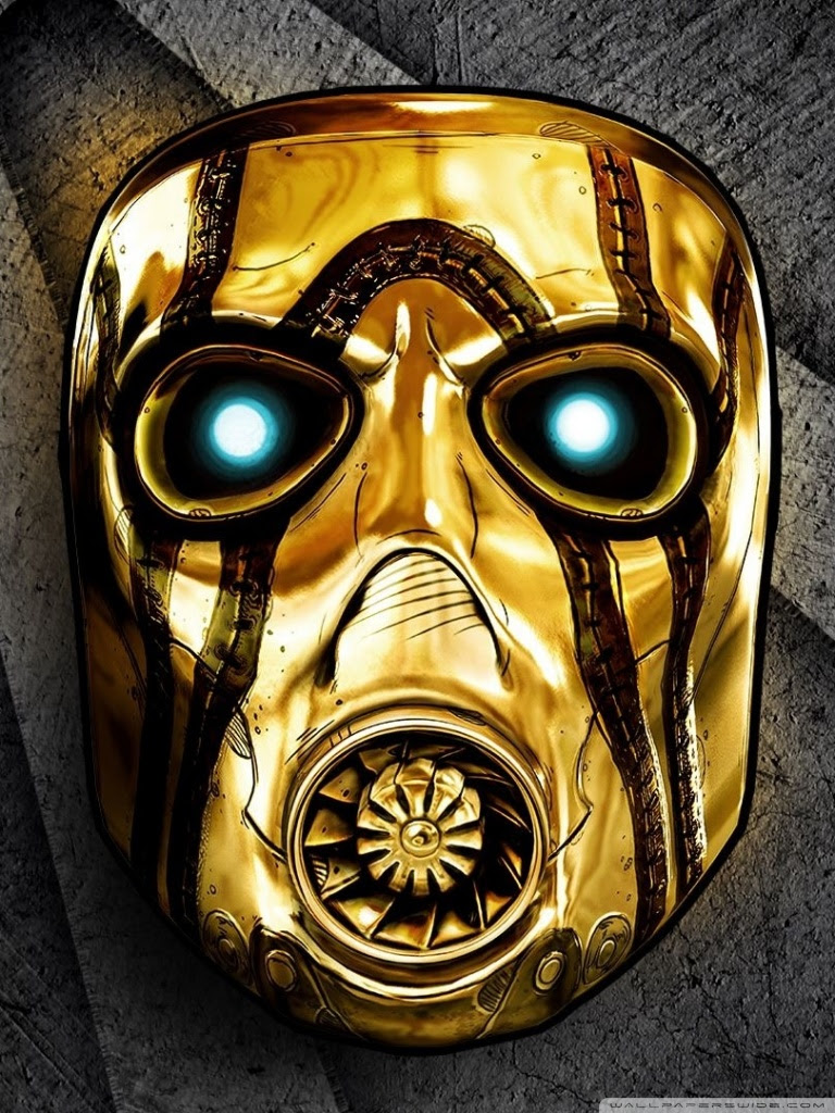 Borderlands 2 Iphone Wallpaper Wallpapers Turret