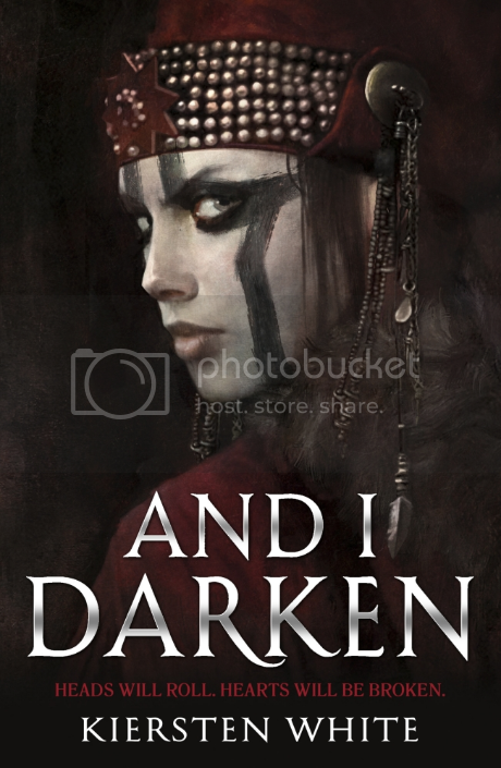 And I Darken by Kiersten White