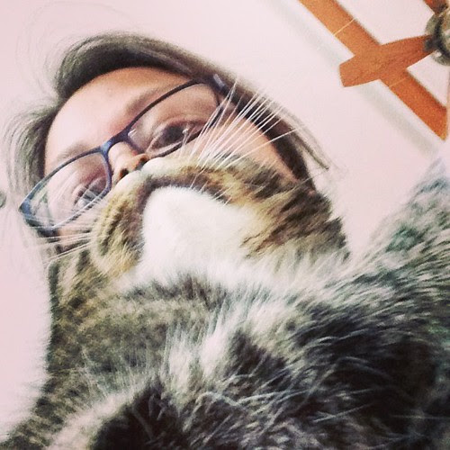 #catbeard with Murderface