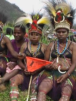 Papua 8X Lebih Kaya Dari Indonesia