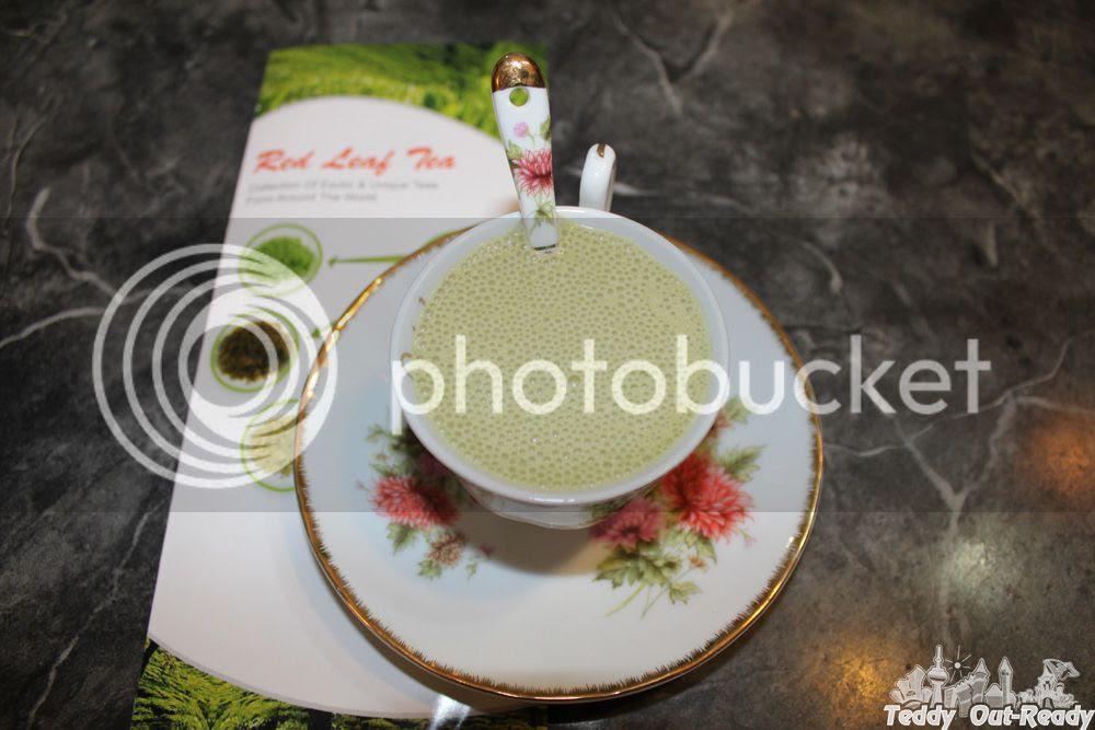 Caramel Matcha Green Tea Powder