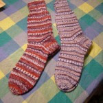 Socken von Hedi