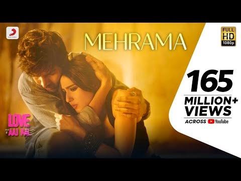 Mehrama Lyrics (Hindi) – Love Aaj Kal | Darshan Raval