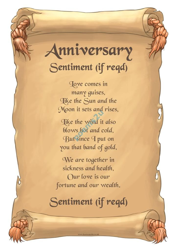 Our Anniversary Quotes Poems. QuotesGram