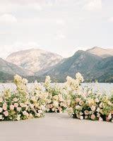 An Elegant Colorado Wedding with Nautical Details   Martha