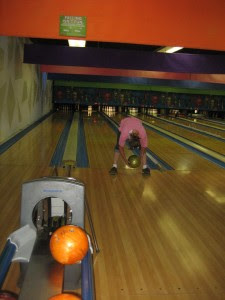 You can't bowl without doing a few creative bowls