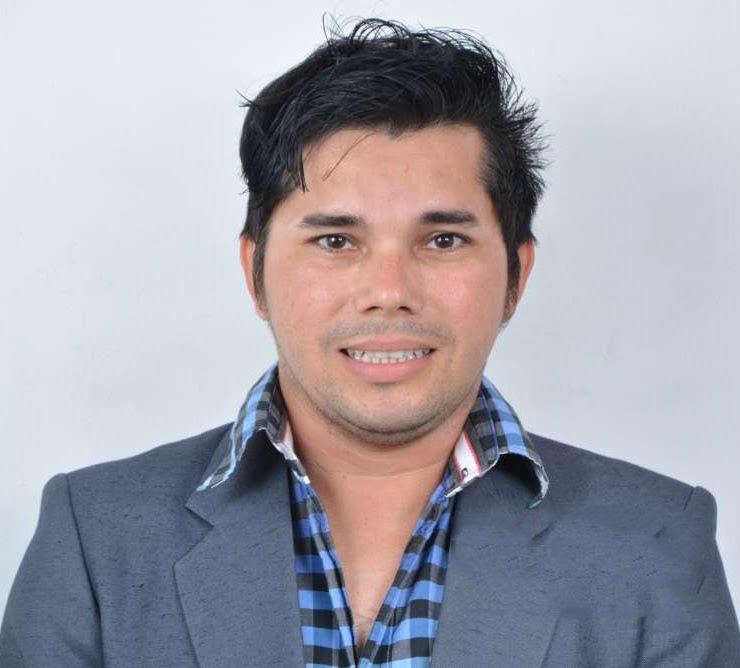 Márcio Cleber da Cunha, de 37 anos