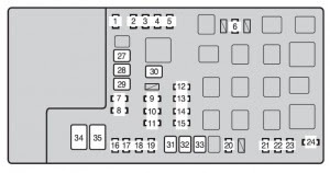 2010 Toyota Tacoma Fuse Box Wiring Diagram Pour Pure Pour Pure Lechicchedimammavale It