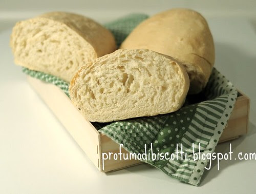 PANE AL POOLISH