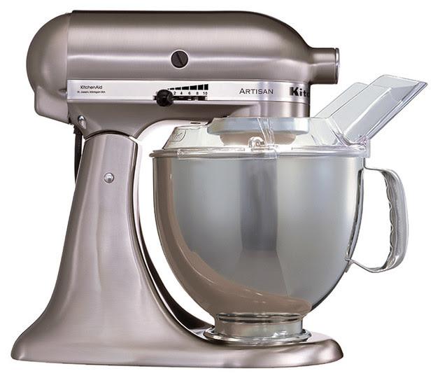 KitchenAid KSM150 Brushed Nickel Mixer S$1299