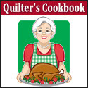 Quilter's Cookbook - Holiday Traditions