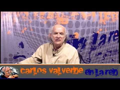 Carlos Valverde en la red: Programa del día martes 26-11-2019