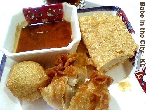 BC - Fu Chuk, Fishball and Wantan