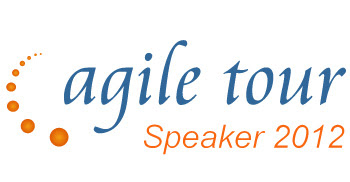 I'm speaking at Agile Tour 2012, Bangalore, India