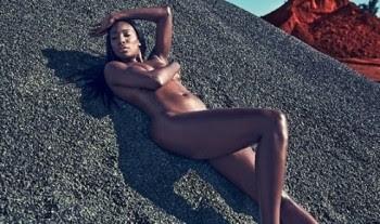 Tenista Venus Williams posa sexy e fala sobre doença rara