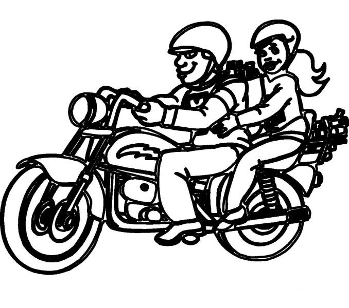 65 Download Motorcycle Coloring Pages Download Free Images