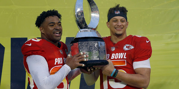 Google News - AFC wins 3rd straight Pro Bowl - Overview 88d0a5f41