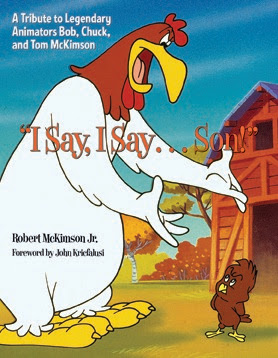 I Say Son Tom Bob Chuck McKimson Brothers Book Cover