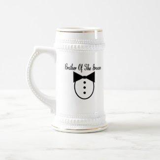 Brother of the Groom mug