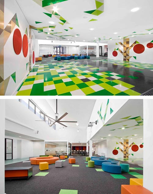 School Interior | Interior Design|Architecture|Furniture|House Design