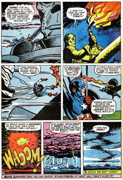 Tales of Suspense #74 panels
