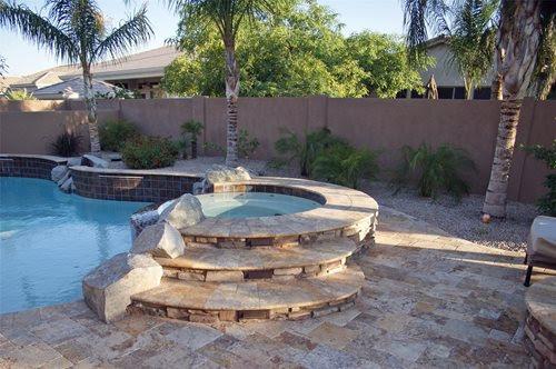 Small Arizona Backyard Landscaping