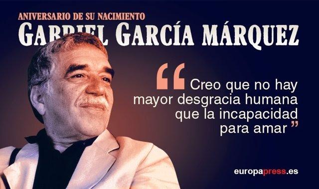 Las 10 Mejores Frases De Gabriel Garcia Marquez