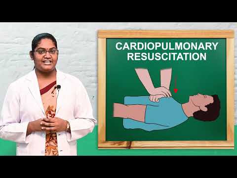 Nursing Course I CPR  I Cardiopulmonary Resuscitation I ANM and BSc I