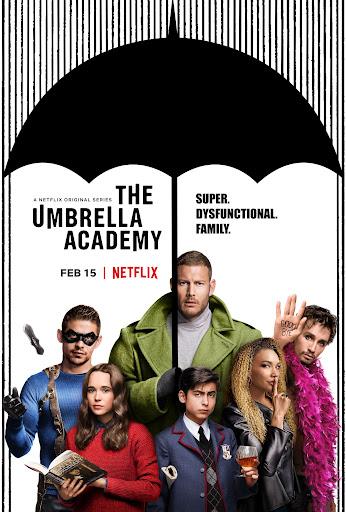 Avatar of Umbrella Academy Cast on Netflix Series Adaptation of Graphic Novel