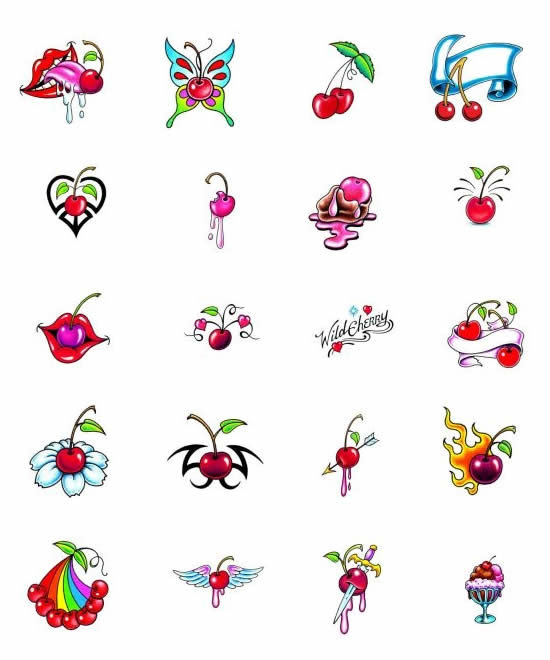 Cherry Tattoos What Do They Mean Cherry Tattoo Designs Symbols