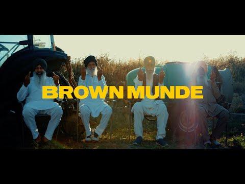 BROWN MUNDE - AP DHILLON | GURINDER GILL | SHINDA KAHLON I NEW PUNJABI SONG 2021