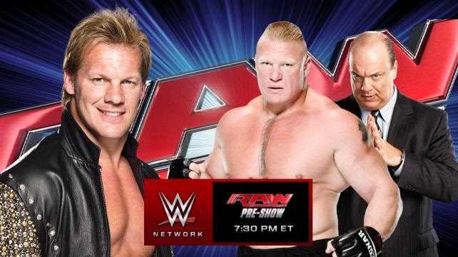 Previa WWE Monday Night Raw 18 de enero de 2016