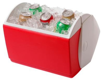 Image result for cooler of drinks