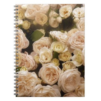 Bouquet of Roses Note Book