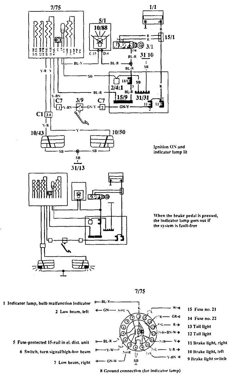 Diagram Wiring Diagram Volvo 940 Full Version Hd Quality Volvo 940 Oilschematics1j Romaindanza It