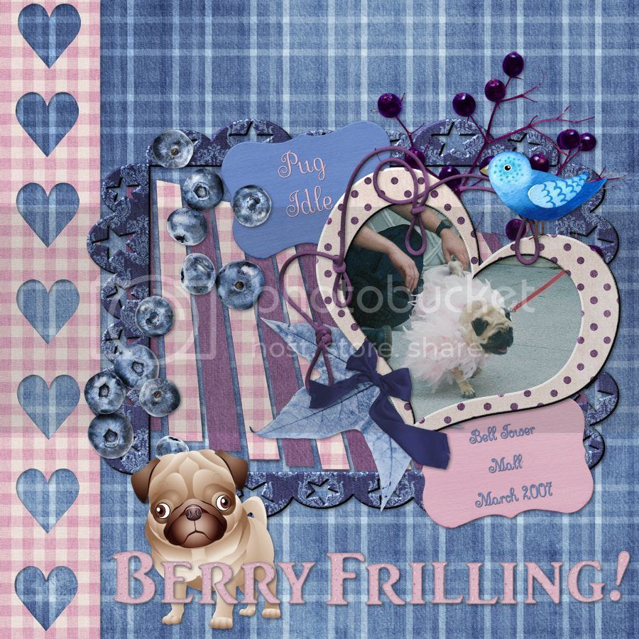 Berry Frilling