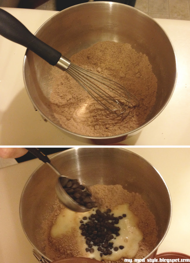Chocolate Cake 6